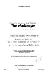 Polar Environment and Climate