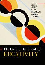 The Oxford Handbook of Ergativity