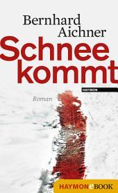 Schnee kommt: Roman