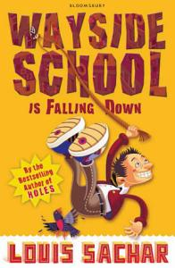 Wayside School is Falling Down Book