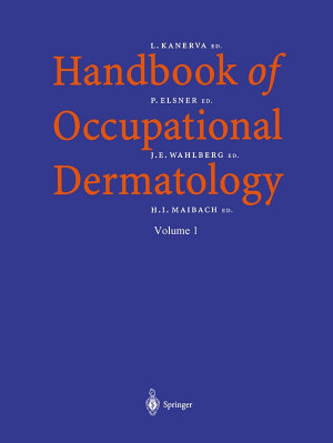 Handbook of Occupational Dermatology