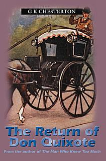 The Return of Don Quixote Book