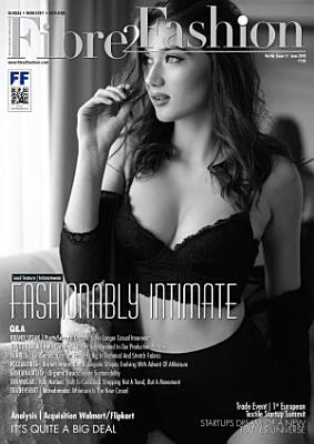 Fibre2Fashion   Textile Magazine   June 2018 PDF