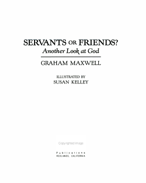 Servants Or Friends  PDF