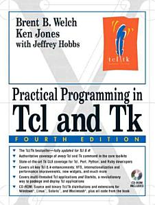 Practical Programming in Tcl Tk Book