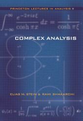 Complex Analysis: Volume 13