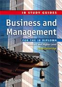 IB Study Guide  Business   Management PDF