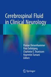 Cerebrospinal Fluid in Clinical Neurology