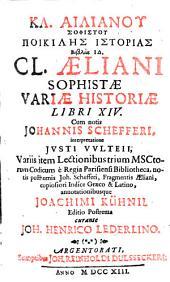 Kl. Ailianu Sophistu poikilēs historias biblia dekatessera
