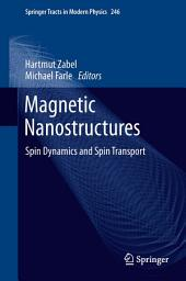Magnetic Nanostructures: Spin Dynamics and Spin Transport