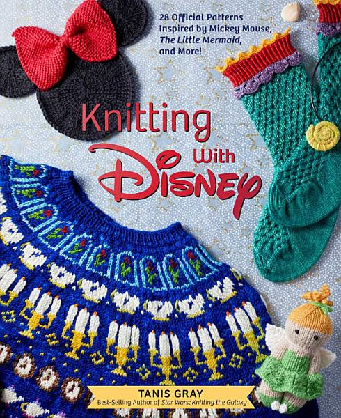 Download Knitting with Disney Book