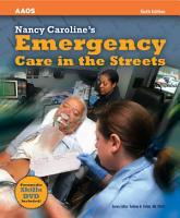 Nancy Caroline s Emergency Care in the Streets PDF