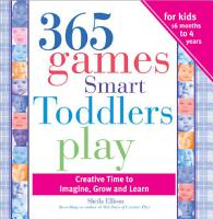 365 Games Smart Toddlers Play PDF