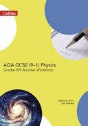 AQA GCSE Physics 9-1 Grade 8/9 Booster Workbook