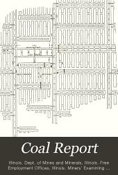 Coal Report: Volume 21