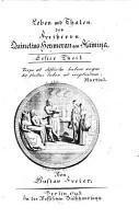 Leben und Thaten des Freiherrn Quinctius Heymeran von Flaming PDF