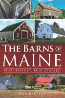 The Barns of Maine PDF