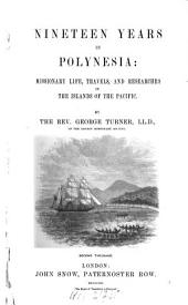 Nineteen Years in Polynesia
