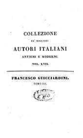 Storia d'Italia: Volume 3