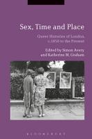 Sex  Time and Place PDF