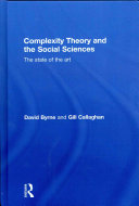 Complexity Theory and the Social Sciences PDF