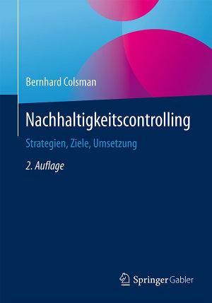 Nachhaltigkeitscontrolling PDF