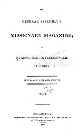 The Evangelical Intelligencer: Volume 1