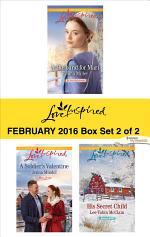 Love Inspired February 2016 - Box Set 2 of 2