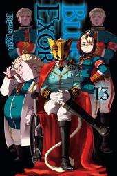 Blue Exorcist: Volume 13