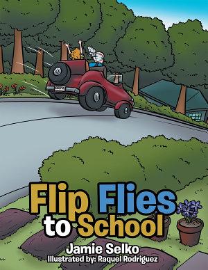 Flip Flies to School