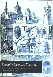 Pequeño Larousse ilustrado: nuevo diccionario enciclopédic0