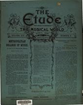 Etude: Volume 14, Issue 4