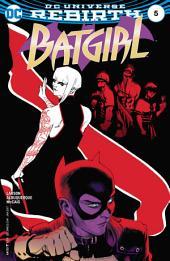 Batgirl (2016-) #5