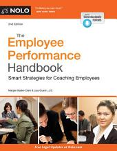 The Employee Performance Handbook: Smart Strategies for Coaching Employees, Edition 2