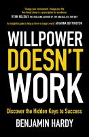 Willpower Doesn t Work PDF