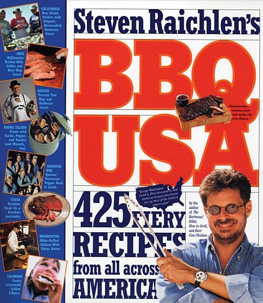 Download BBQ USA Book