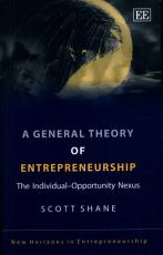 A General Theory of Entrepreneurship PDF