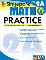 Singapore Math Practice  Level 2A Grade 3 PDF
