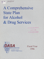 A Comprehensive State Plan for Alcohol   Drug Services PDF