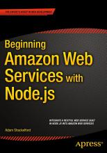 Beginning Amazon Web Services with Node js PDF