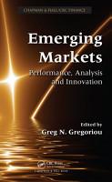 Emerging Markets PDF