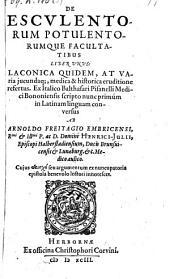 De esculentorum potulentorumque facultatibus liber unus ... Ex Italico ... nunc primum in latinam linguam conversus ab Arnoldo Freitagio Embricensi (etc.)