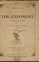 The Exponent PDF