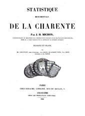 Statistique monumentale de la Charente