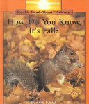 How Do You Know It s Fall  PDF
