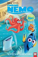 Disney Pixar Finding Nemo and Finding Dory  The Story of the Movies in Comics PDF