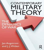 Contemporary Military Theory PDF