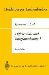 Differential- und Integralrechnung I: Funktionen einer reellen Veränderlichen, Ausgabe 2