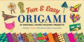 Fun & Easy Origami: 30 Original Paper-folding Projects: Includes Origami Book with Instructions and Downloadable Materials