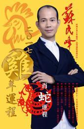 蘇民峰2017雞年運程-蛇